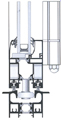 Aluminijumski M-19800 profil