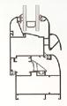 Aluminijumski M-9400 profil
