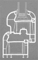 Maximus S-7000 PVC profil